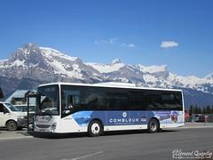 IVECO BUS Crossway LE City - Autocars Borini (Clément Quantin) Tags: bus autobus standard urbain ligne skibus iveco ivecobus crossway crosswayle le city crosswaylecity €6 eg428td autocars borini autocarsborini skibushiver skibushivercombloux navette navettegratuite combloux