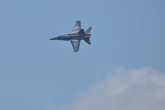 Lima19 - 30 (coopertje) Tags: malaysia pulau langkawi lima airshow aircraft boeing mcdonnelldouglas fa18 hornet jet fighter tudm malaysian air force