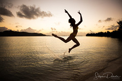 Zazie & Zorro - The Four Seasons - Bora Bora