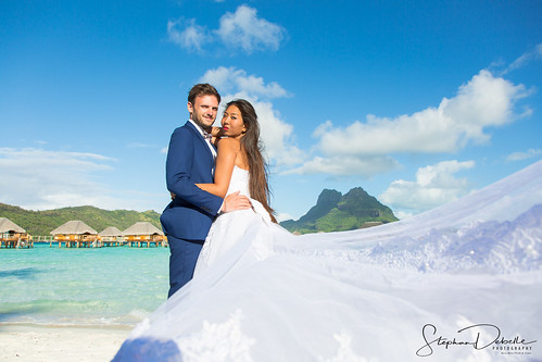 Alexie & Jean Michel -  The Pearl Beach Bora Bora