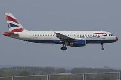 G-EUUC / Airbus A320-232 / 1696 / British Airways (A.J. Carroll (Thanks for 1 million views!)) Tags: geuuc airbus a320232 a320200 a320 320 1696 v2527a5 britishairways oneworld bdem 40097e london heathrow lhr egll 09l