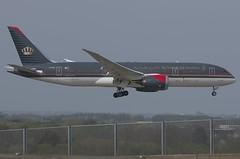 JY-BAC / Boeing 787-8 GE / 37164/219 / Royal Jordanian Airlines (A.J. Carroll (Thanks for 1 million views!)) Tags: jybac boeing 7878 ge 787 788 37164219 genx1b7075 royaljordanianairlines oneworld drbe 740823 london heathrow lhr egll 09l