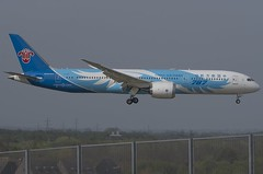 B-1297 / Boeing 787-9 GE / 63980/711 / China Southern Airlines (A.J. Carroll (Thanks for 1 million views!)) Tags: b1297 boeing 7879 ge 787 789 63980711 genx chinasouthernairlines skyteam gkbf 7813bd london heathrow lhr egll 09l