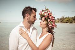 Lucie & Francis - The Pearl Beach Bora Bora