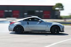 DSC_1487 (Find The Apex) Tags: nolamotorsportspark nodrft drifting drift cars automotive automotivephotography nikon d800 nikond800 nissan 350z nissan350z z33 nismo