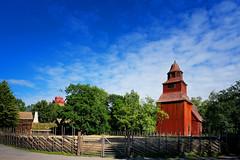 Skansen (Dan Haug) Tags: skansen stockholm sweden village theme scandinavia pastoral sunny warm memories vacation august 2017 fujifilm fujixseries xf1655mmf28rlmwr xf1655mm xt2 mirrorless landscape hff happyfencefriday djurgarden