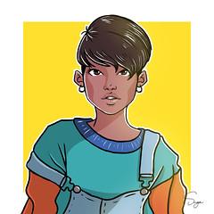 Cah (Yoon-gi) Tags: illustration digital art cartoon