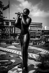 Flautista (RiversideMovie&Pictures Wildlife) Tags: art artexhibition costarica figuren flautista jiménezderedia jiménezderediaensanjosé kunst sanjose