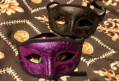#Things for #me (Σταύρος) Tags: forme things onthebed hismask hermask expensive posh selfcare hisandhers masks mask purplemask blackmask