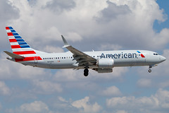 N342RX American Airlines Boeing 737-8 MAX (Hector A Rivera Valentin) Tags: n342rx american airlines boeing 7378 max