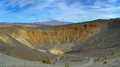 Ubehebe Crater Death Valley April 2019 (mclick!) Tags: death valley amargosa opera house snake river badwater basin zabriske point photography photographers brz subaru hotel tonapah fallon nevada california oregon washington idaho borax ubehebe crater flowers fox goldfield pahrump las vegas 93 great highway hwy 95 john day burns pendleton salt flats lewiston grade rhyolite hells gate devils viewpoint furnace creek stovepipe wells junction panamint beatty dantes view ely jackpot mccall grangeville othello 84 82 90 palette artists graveyard barn home building april 2019