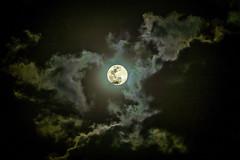 Pink Moon (ruifo) Tags: nikon d850 nikkor afs 200500mm f56e ed vr mexico city ciudad méxico cdmx df moon luna lua waning crescent astro astrophotography astrofotografia astrofotografía half metad metade night noite noche dark light luz escuro oscuro life vida nature naturaleza moonscape astroscape cloud clouds cloudy nuvem nuben nuvém nubén encoberto nublado pink rosa
