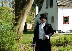 07 Elfia Haarzuilens (Roger-Kersten) Tags: elfia haarzuilens elfiahaarzuilens steampunk mann man zylinder cylinder hut cap