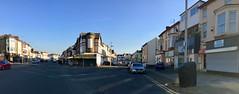 Lytham Road / Nelson Road, Blackpool (Rhisiart Hincks) Tags: panorama sirgaerhirfryn lancashire blackpool