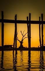 Behind Bars (sunandoroyphotography) Tags: travellife natgeotravel natgeo lonelyplanet ubeinbridge visitmyanmar myanmar mandalay nikonphotographer nikonphotography nikon nikond7200