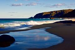 Light and shadows (jack eastlake) Tags: bungabeachnswaus mimosarocks nationalpark far south coast nsw wildbeachaus tathra bermagui bega valley seascape surfing unpatrolled beaches big surf danger swimming