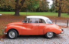 Auto Union 1000 S (03) (Stefan_68) Tags: deutschland germany auto automobil automobile automóvel automóvil car voiture coche oldtimer classiccar autounion dkw 1000s