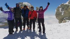 Todos arriba (Edu Astudillo) Tags: 2019 irán nieve snow esqui esquidemontaña skimo skitouring damavand