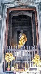 Statue d'Angkor (Lцdо\/іс) Tags: angkorwat temple statue architecture architektur archeological archaeological siemreap cambodge cambodia kambodscha khmer travel explore voyage lцdоіс buddhisme buddha bouddha boudhisme kingdom asia asian asie southeast