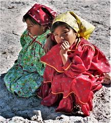 Tarahumara girls (Caravanserai (The Hub)) Tags: mexico tarahumara raramuri chihuahua