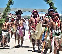 Tarahumara Easter Parade 17 (Caravanserai (The Hub)) Tags: mexico tarahumara raramuri easter semanasanta