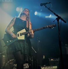 She Makes War @ The Garage, Highbury (Snapperchap (Don Blandford)) Tags: shemakeswar laurakidd thegarage highbury londongig livemusic gigphotography gig london highburycorner