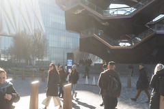 Tuesday Crowds (misterperturbed) Tags: newyork vessel hudsonyards shed