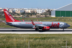 Jet2.com Boeing 737-85P  |  G-JZHH  |  LMML (Melvin Debono) Tags: jet2com boeing 73785p | gjzhh lmml cn 28536 melvin debono spotting canon eos 5d mark iv plane planes photography airport airplane aviation aircraft malta mla