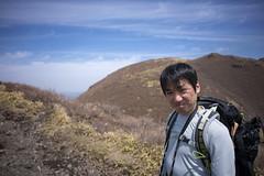 20190416a73_7208 (Gansan00) Tags: ilce7m3 α7ⅲ sony japan 大分 oita 日本 九重連峰 登山 landscape snaps ブラリ旅 04月 fe24105f4 trekking travelphotography
