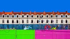 Multicolor (Isa-belle33) Tags: urban urbain city ville fujifilm bordeaux street streetphotography colors couleurs streetart streetartbordeaux