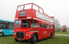 IMG_2464 (Ray's Photo Collection) Tags: arriva routemaster opentop bus detling rmc aec 464clt 1464 heritagefleet transport show heritage maidstone kent england uk rally southeast