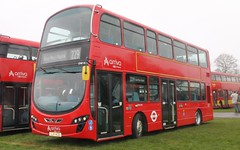IMG_2467 (Ray's Photo Collection) Tags: wright arriva london detling londonbuses lj11aco dw442 transport show heritage maidstone kent england uk bus rally southeast