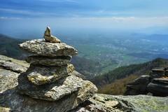 Monte San Bernardo. Valle Maira (bruzzodani) Tags: trekking details nikond3400 piemonte landscape mountain