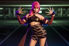 K/DA Evelynn (azproduction) Tags: azproductioncosplayphotography animecosplay canon cosplay cosplayphotography gamecosplay germancosplayphotography girl godox phottix sigma