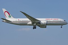 CN-RGS / Boeing 787-8 GE / 35506/448 / Royal Air Maroc (A.J. Carroll (Thanks for 1 million views!)) Tags: cnrgs boeing 7878 ge 787 788 35506448 genx64b royalairmaroc lrak 020121 london heathrow lhr egll 09l