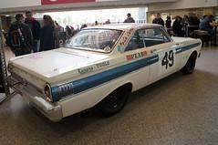 1964 Ford Falcon Coupé Heck (Joachim_Hofmann) Tags: auto fahrzeug verbrennungsmotor ottomotor ford falcon uscar panamericana strasenkreuzer