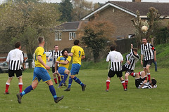 33 (Dale James Photo's) Tags: potterspury football club great horwood fc north bucks district league premier division meadow view non