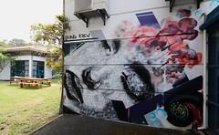 Bang KREW - Charlbrats (Thethe35400) Tags: artderue arteurbano arturbain arturbà arteurbana calle fresque grafit grafite grafiti graffiti graffitis graff mural murales muralisme plantilla pochoir stencil streetart schablone stampino tag urbanart wall