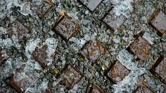 Urban Cool (59) (Carl Campbell) Tags: nikond5200 ice winter pavement metal montréal