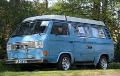 FLE 353Y (Nivek.Old.Gold) Tags: 1983 volkswagen transporter westfalia camper t3 2000cc