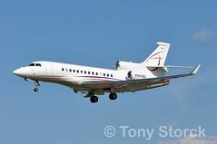 N347BD (bwi2muc) Tags: bwi airport airplane aircraft plane flying aviation spotting spotter dassault falcon n347bd falcon7x falcon7 dassaultfalcon bwiairport bwimarshall baltimorewashingtoninternationalairport
