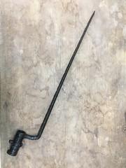 IMG_2246 (montpelierarchlab) Tags: bayonet iron