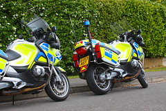 BMW motorbikes of Norfolk and Suffolk Police (Ian Press Photography) Tags: boat boats suffolk escort large outsize load t200aby daf xf abbey transport hauling bmw motorbikes norfolk police bikes bike motorbike biker 999 emergency service services officer officers