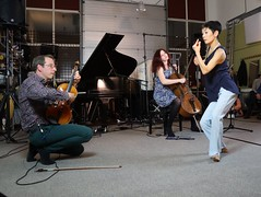 Oene van Geel, Maya Fridman & Miri Lee 7497-1_9074 (Co Broerse) Tags: musik dance contemporary adventurous earsessions 13 grasweg 41r amsterdam 2019 cobroerse oene van geel viola maya fridman cello miri lee performance