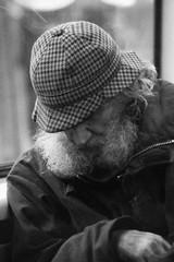 Inconnu dans le métro_DSC0139v8x12 (mammouth48) Tags: montréal humain itinérant