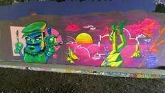 Mssls (oerendhard1) Tags: graffiti streetart urban art rotterdam oerendhard maassluis cosh meanr