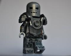 Mark 1 (LegoBreaker) Tags: lego mark1 iron man superheroes marvel