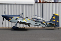 G-JRVB_02 (GH@BHD) Tags: gjrvb vans rv rv8 ulsterflyingclub newtownardsairfield newtownards aircraft aviation