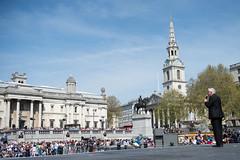 The Passion of Jesus - Trafalgar Square (Catholic Church (England and Wales)) Tags: the passion jesus trafalgar square