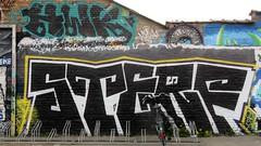 Sterf / Leuven - 16 apr 2019 (Ferdinand 'Ferre' Feys) Tags: leuven louvain belgium belgique belgië streetart artdelarue graffitiart graffiti graff urbanart urbanarte arteurbano ferdinandfeys